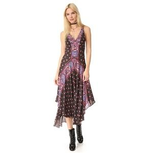 Free People Faithfully Yours Maxi Dress Small